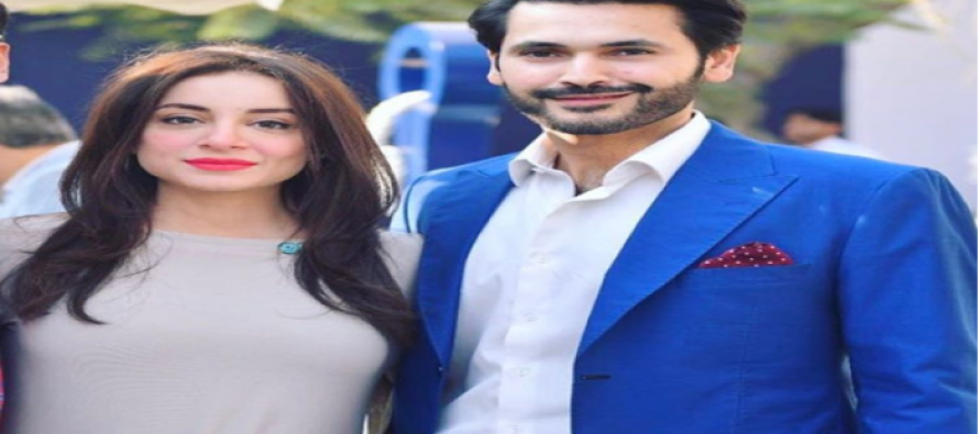 4 Times Sarwat Gilani and Fahad Mirza looked perfect together