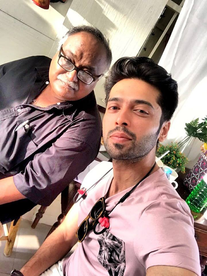 Fahad Mustafa Spotted With An Indian Director, Is He Doing A Bollywood Film?
