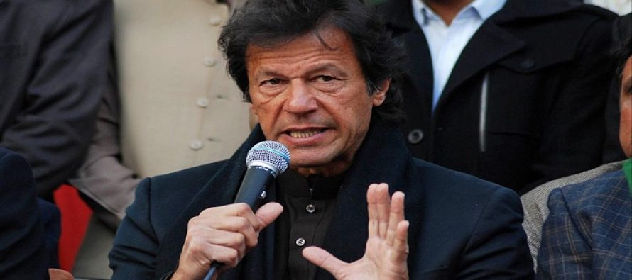 Imran Khan Slammed For Calling PSL Foreign Players 'Phateechar'!