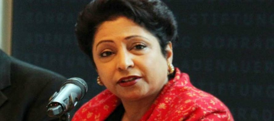 Maleeha Lodhi talks about the need for women empowerment in Pakistan