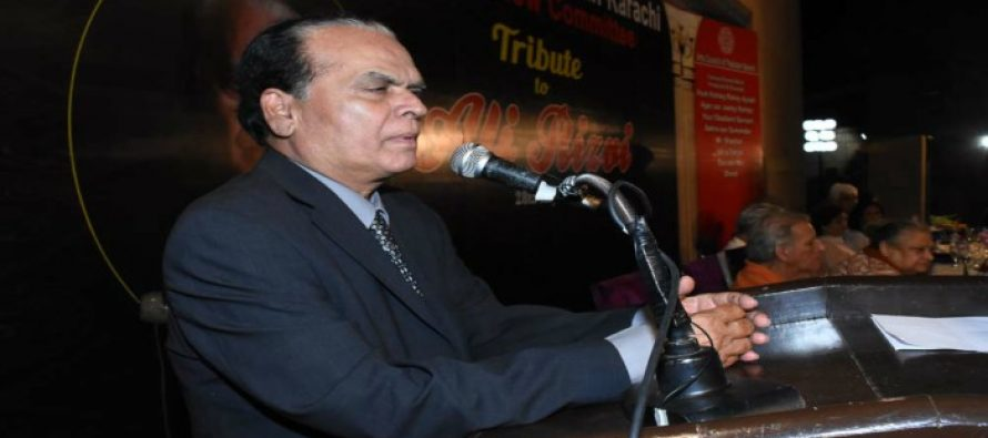 Veteran producer/director Ali Rizvi passes away