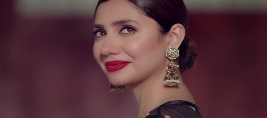 Empowering Women: Mahira Khan Is A Vision In Alkaram's Latest TVC