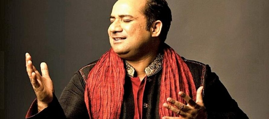 Rahat Fateh Ali Khan To Lend Vocals For Upcoming Bollywood Film