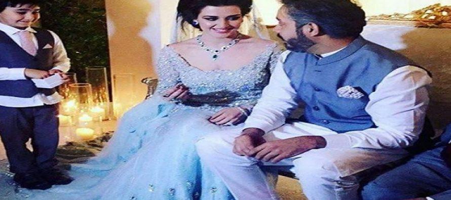 Noor Jehan's Granddaughter Natasha Khalid's Wedding Pictures