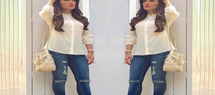 Four Times Ayeza Khan rocked Western attire