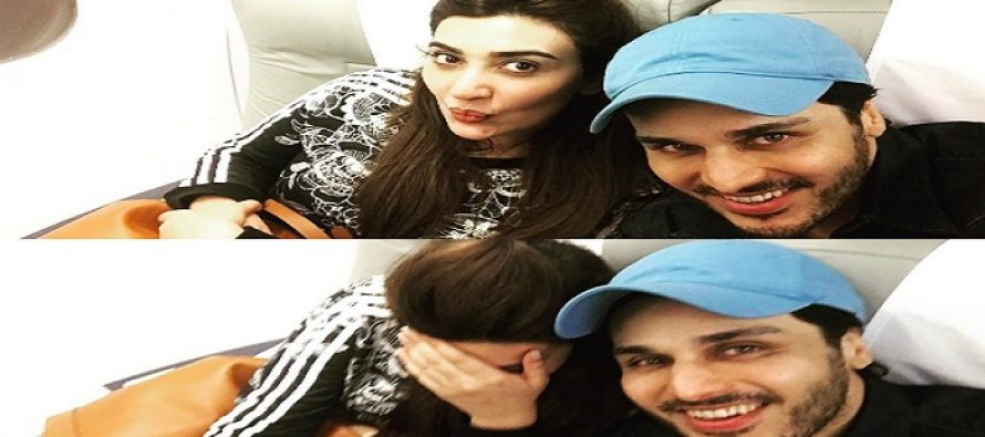 Ayesha Khan & Ahsan Khan Are Up to Something & We Can't Wait