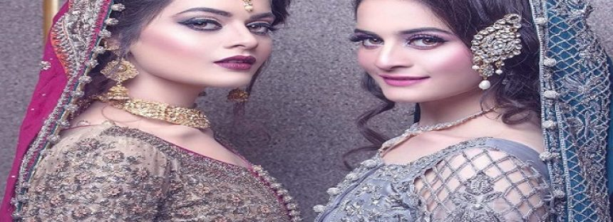 Aiman & Minal's Latest Photoshoot Is Absolutely Regal