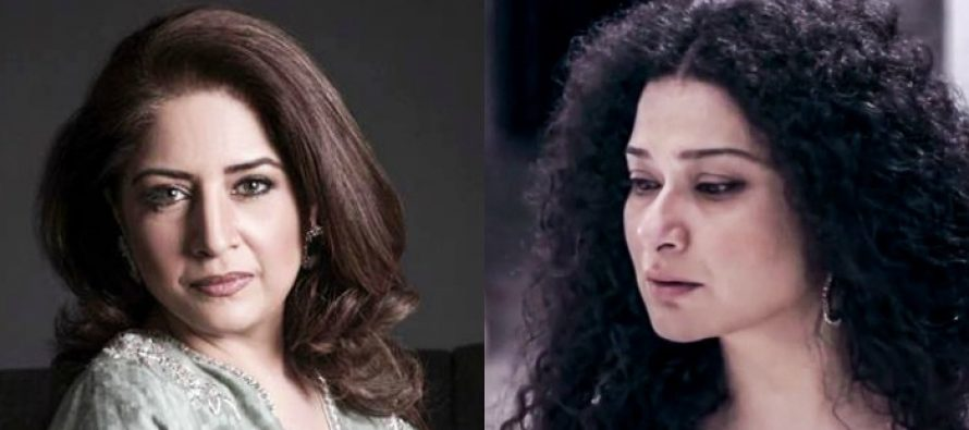 Sania Saeed and Atiqa Odho will share the screen for TV Drama on Alzheimer's