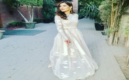 Four Times Ayesha Omar Slayed In White