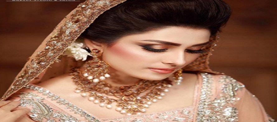 Ayeza Khan Looks Ravishing In This Bridal Shoot