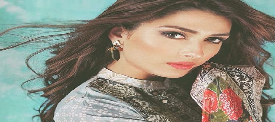 Ayeza Khan Is Adorable In This Latest Photoshoot