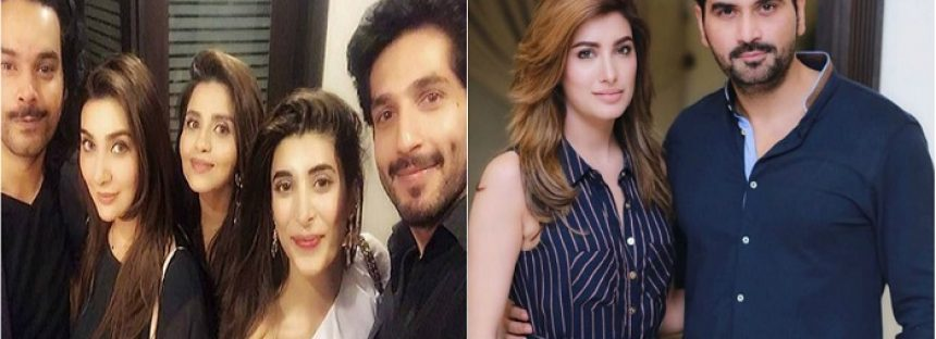 Celebrities Spotted At Punjab Nahi Jaungi's Wrap-up Party