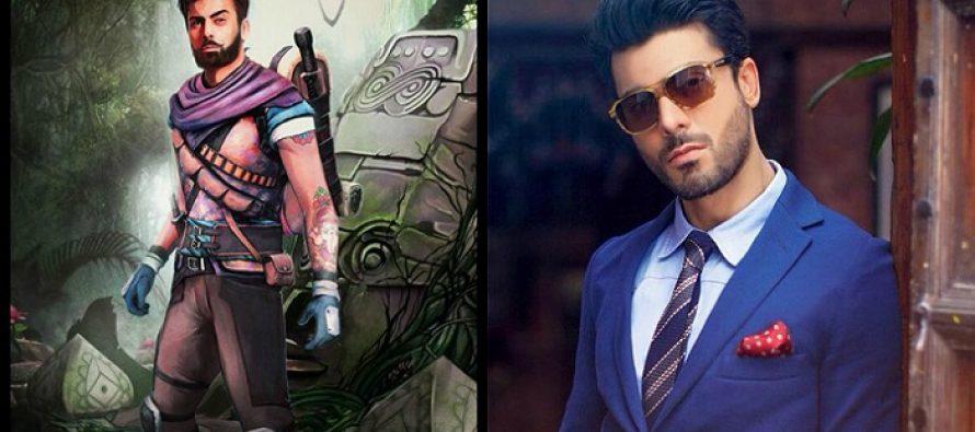 Whoa! Is Fawad Khan The Latest Face Of Temple Run?