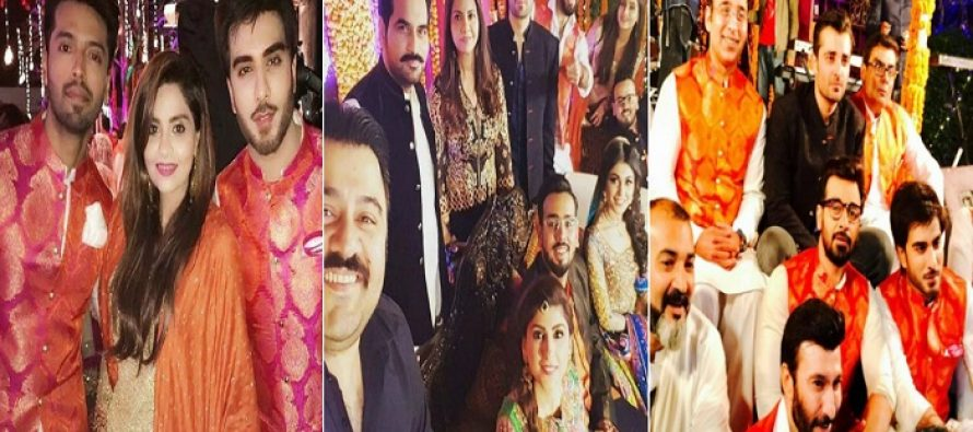 Celebrities Spotted At Abdullah Seja's Mehndi
