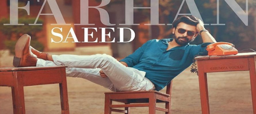 Farhan Saeed Is Up to Something & You Wouldn't Want To Miss It!
