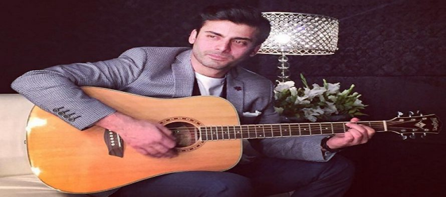Fawad Khan Makes Comeback To Music & We're More Than Excited