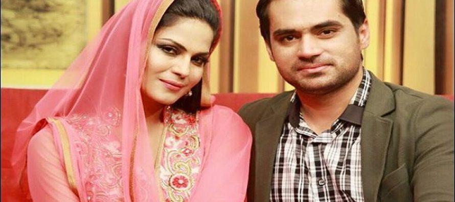 Veena Malik Agrees To Reconcile With Asad Khattak Because Of Maulana Tariq Jameel