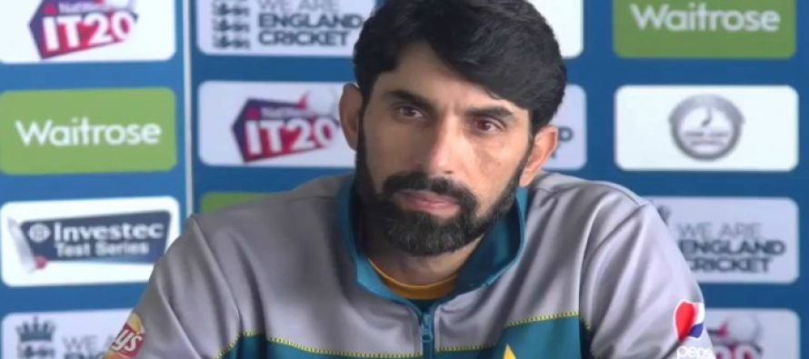 Misbah calls for life-time ban on players involved in PSL spot-fixing scandal