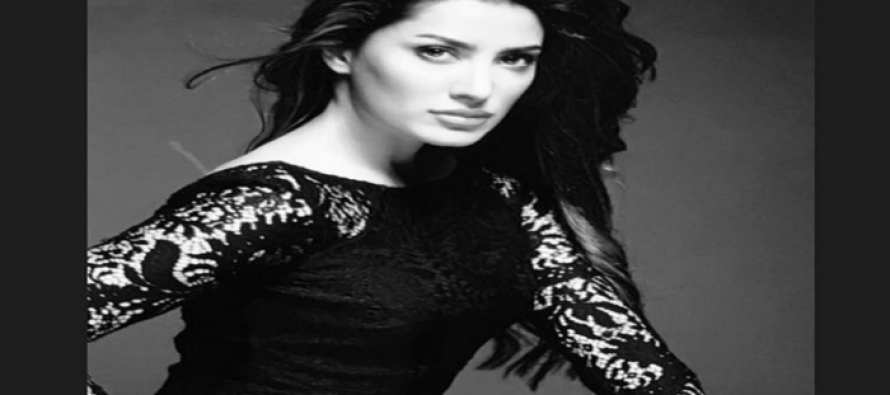 4 Times Mehwish Hayat slayed in black
