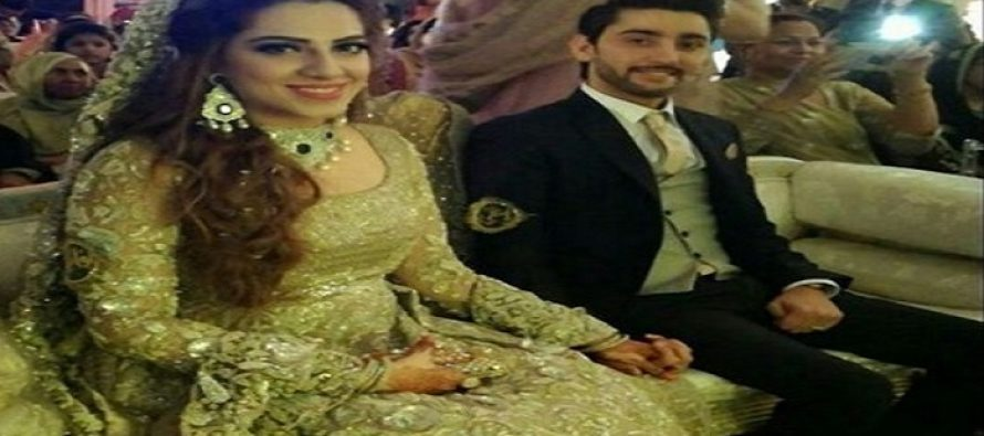 In pictures: Amanat Ali's Wedding Reception