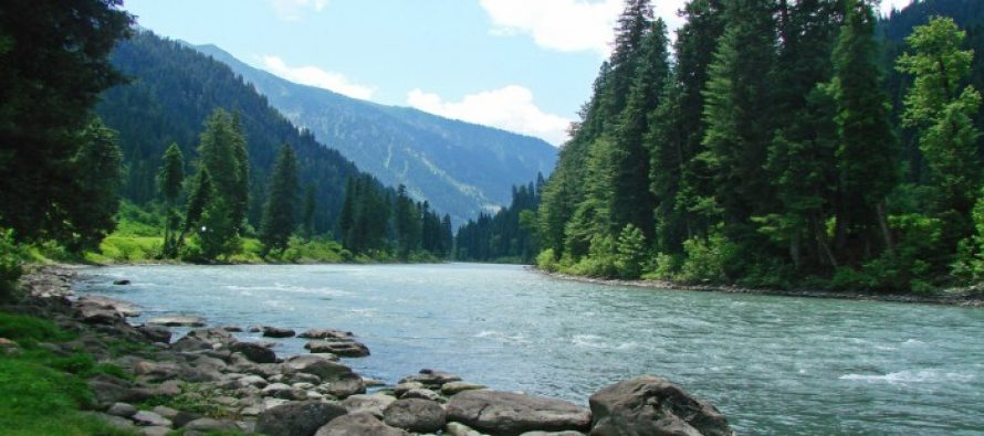 Our safety should be our priority rather than taking photos: Man falls into Neelum River while clicking a photo