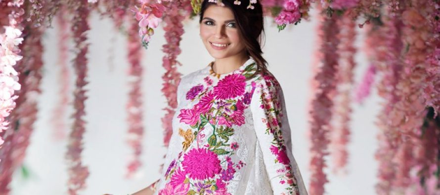 Sana Safinaz claims copy rights for prints they copied themselves
