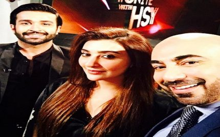 Tonite With HSY Episode 2 – Ayesha Khan Steals The Show