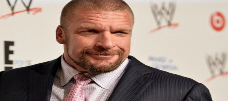Triple H just acknowledged the video of the Pakistani groom who made an entry like him at his wedding