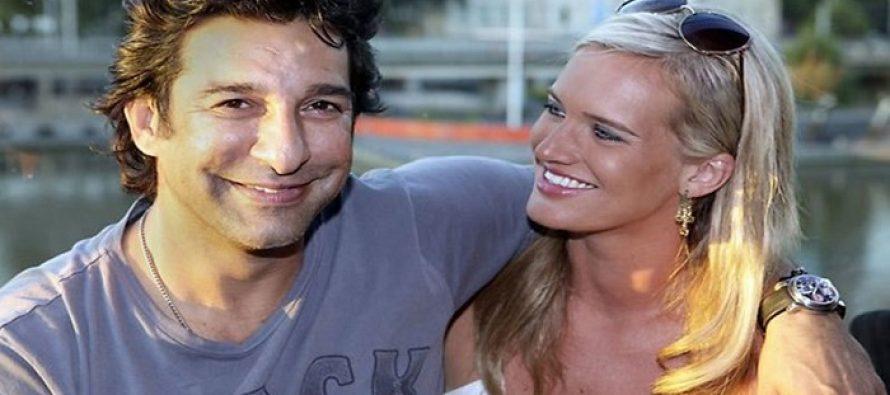 Wasim Akram & Shaniera Akram Are Giving Us Couple Goals!