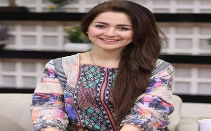Hania Amir Signs Another Mega Film!