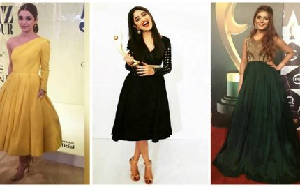 Celebrities On The 5th Hum Awards – Pictures