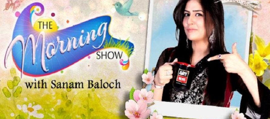 The Morning Show – Salman Shahid