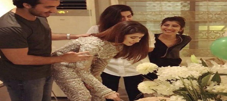 Watch Video: Syra Shahroze Celebrates Her Birthday