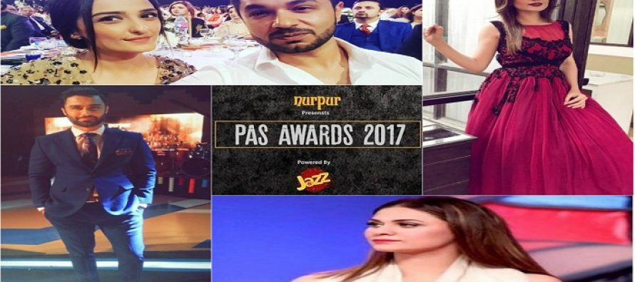 In Pictures: Celebrities Spotted At PAS Awards 2017
