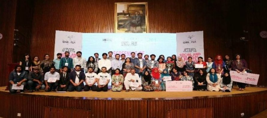 IBFF screened documentaries on social and political rights of women in Islamabad