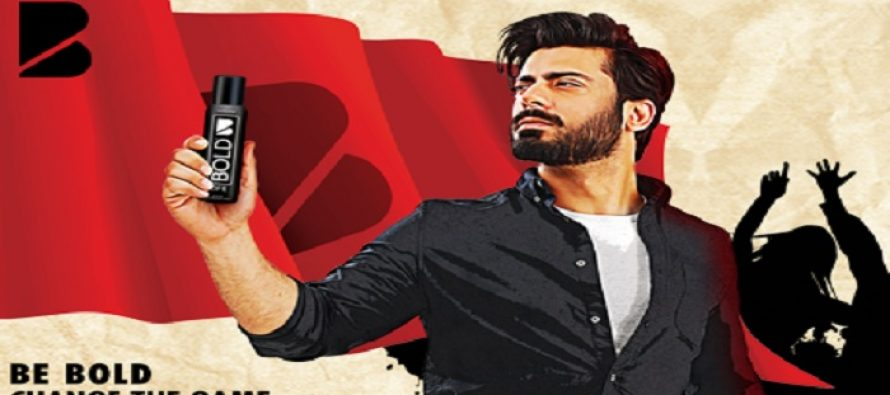 Fawad Khan's BOLD TVC Is Out!