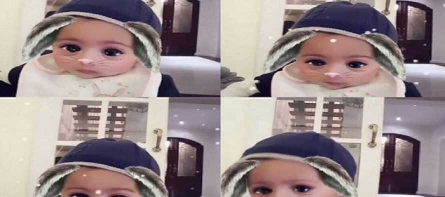 These Cute Snapchats of Fawad Khan's Son 'Ayyan' & Daughter 'Elayna' Will Make Your Day