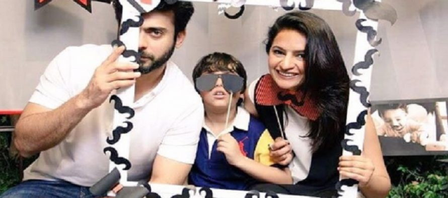 You All Need To See These Adorable Pictures Of Fawad Khan With Family