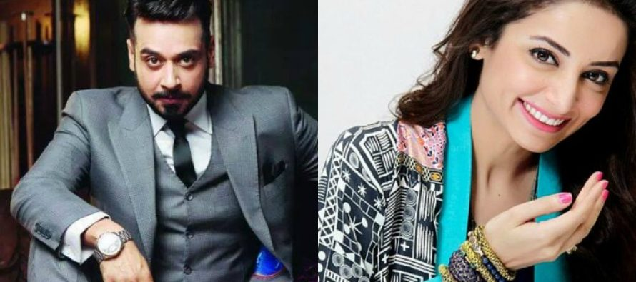 Faysal Qureshi and Sarwat Gilani will be seen together in a drama soon
