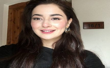 """We had to do a lot of training because we play cadets in Parwaaz Hai Junoon,"" Shares Hania Amir"