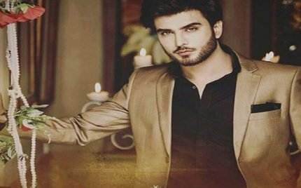 """I'm very particular about the actress I'm paired with and I share great chemistry and comfort with Ayeza,"" Shares Imran Abbas"