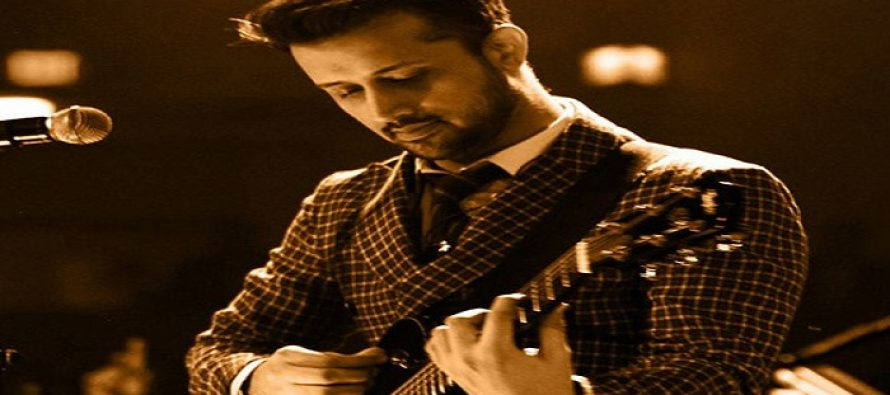 In Pictures: Atif Aslam's New Look For An Upcoming Song