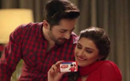 Ayeza Khan And Danish Taimoor Are The New Brand Ambassadors For LifeBuoy