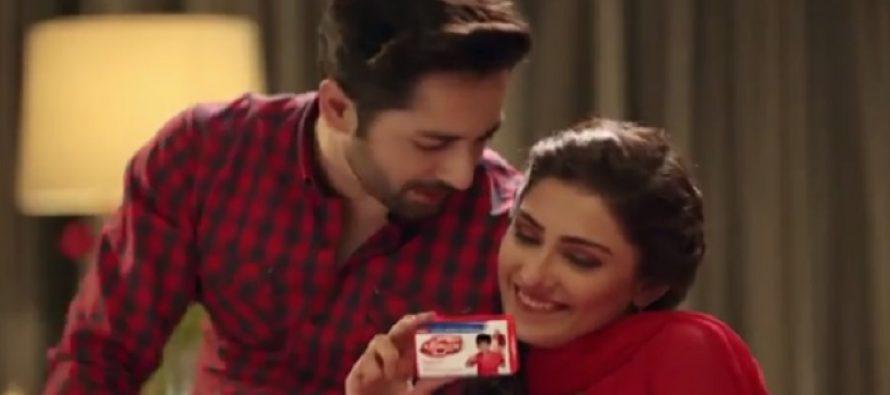 Ayeza Khan And Danish Taimoor Are The New Brand Ambassadors For LifeBuoy