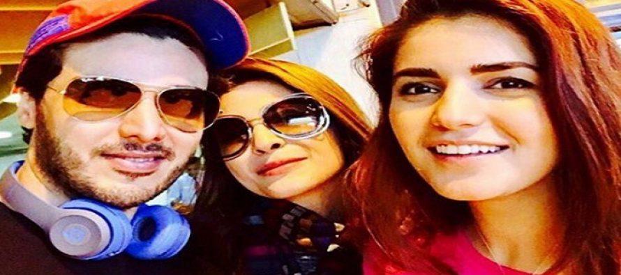 Momina Mustehsan To Sing For Upcoming Film Rehbra?