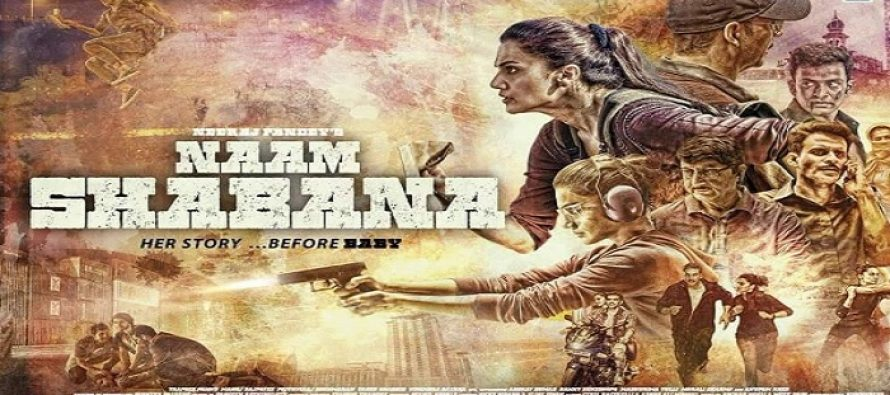 Naam Shabana Banned In Pakistan After A Single Day Of Release