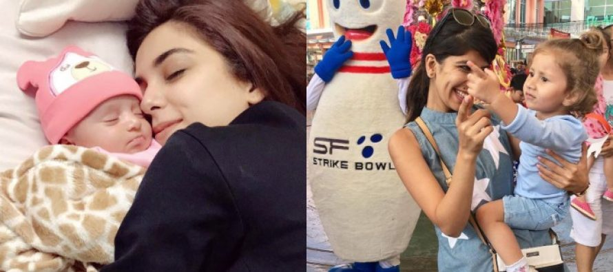 Pakistani celebrities who adore their nieces and nephews