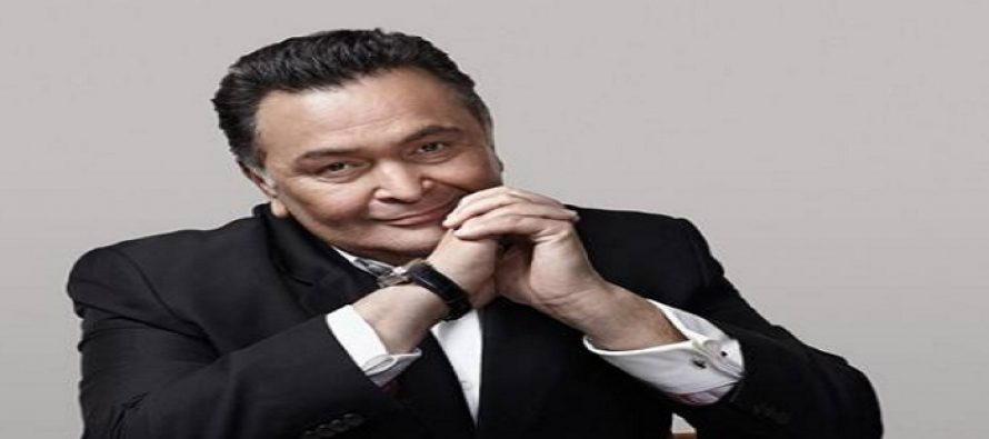 Indian Actor Rishi Kapoor Wants Pakistani Players In 'Indian Premier League'