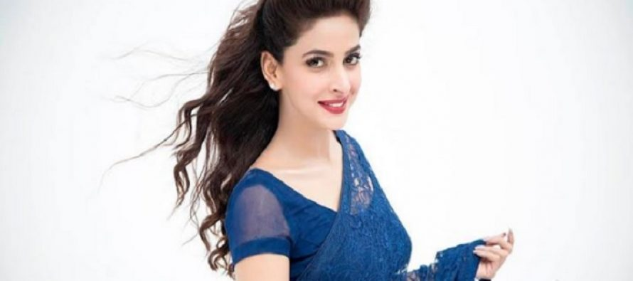 """I had to put on weight for my character,"" Saba Qamar Shares About 'Hindi Medium'"