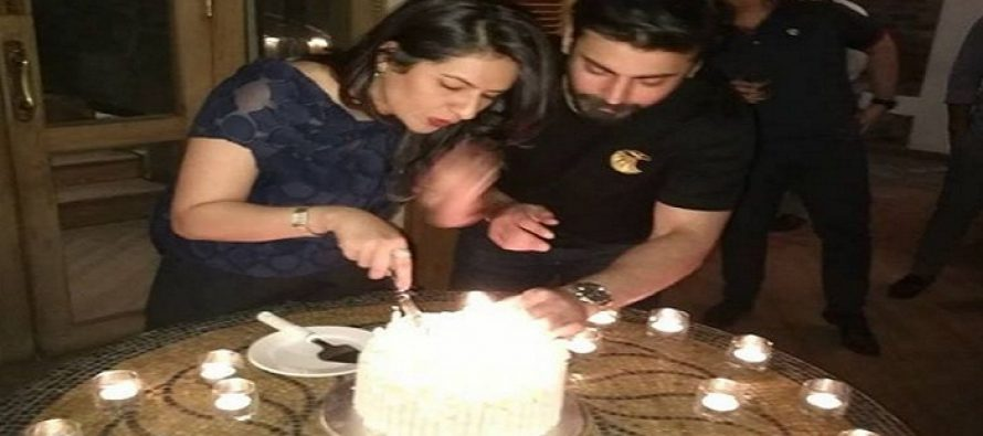 Fawad Khan's Wife Sadaf Khan's Birthday Bash